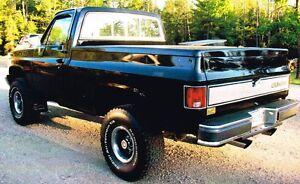 1980 Chevrolet Other Short Box Pick Up Pickup Truck