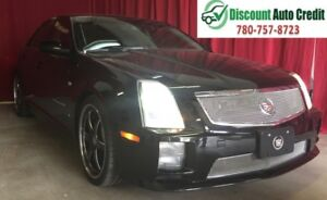 2007 Cadillac STS -V Supercharged One of a kind
