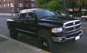 WANTED 2003 to 2007 dodge diesel mint garage kept exceptional