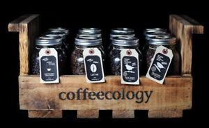 Coffeecology- Fresh roasted coffees delivered to your office.