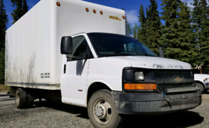 2006 Chevy Express 3500