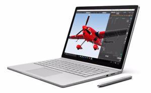SOLD - Microsoft Surface Book 128GB, 8GB Ram, Intel i5 - SOLD