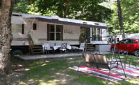Roulotte de parc Bayridge 43 pieds 2009 camping kelly lanaudiere