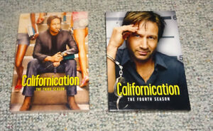 Californification Seasons 3 and 4 DVD Set