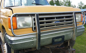 1987-91 Ford F series grill guard
