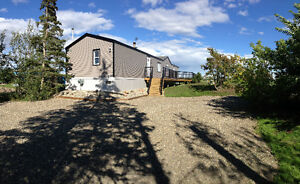 Fort St. John country property. Lease to own/Rent or Sale