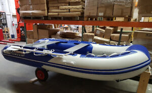 Adventure 11 ft inflatable boat 0.9/1.2mm PVC