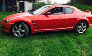 2006 Mazda RX-8 for sale 119,000km