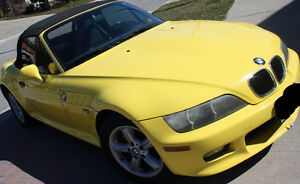PERFECT SUMMER CAR - 2001 BMW Z3 Convertible
