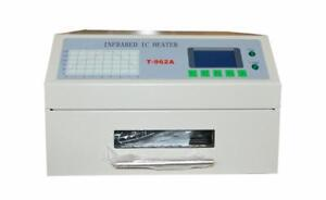 NEW Infrared IC Reflow Oven Heater Soldering Machine 300x 320mm (110V,1500W ) 024308