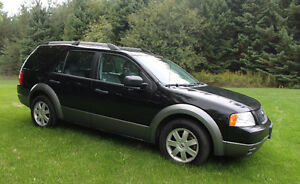 2006 Ford Freestyle - Black - $2,500 Peterborough Peterborough Area image 2