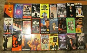 59 Original VHS Movies – Many Hours of Enjoyment only $1 Each Kitchener / Waterloo Kitchener Area image 1