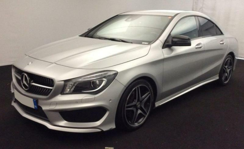 2015 SILVER MERCEDES CLA220 2.1 CDI AMG SPORT DIESEL COUPE CAR FINANCE FRM  75 PW | In Warrington, Cheshire | Gumtree