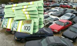 WE BUY 2000 -2013 HONDA, TOYOTA, NISSAN, FORD, AUDI, M.BENZ ,HYUNDAI SANTA FE, FORD,HONDA ACCORD  | WE PAY TOP CASH
