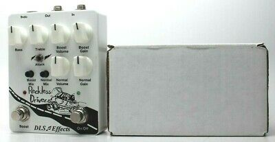 used DLS Effects Reckless Driver, Very Good Condition