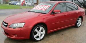 2004 Subaru Liberty - Only $3999 - Sportshift AUTOMATIC Lonsdale Morphett Vale Area Preview