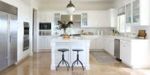 GTA's Finest !Completely Custom Kitchen Renovations for the price of IKEA. But CUSTOM!