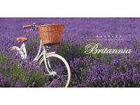 Now discounted! Pashley Britannia hybrid bike (5 gears, see photos)