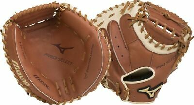 Mizuno Pro Select Baseball Catcher's Mitt 33.5