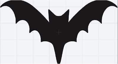 Трафареты STENCIL Bat Halloween Animal Art