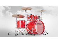 Crush Acrylic Drum Kit - pearl - Yamaha-Ludwig