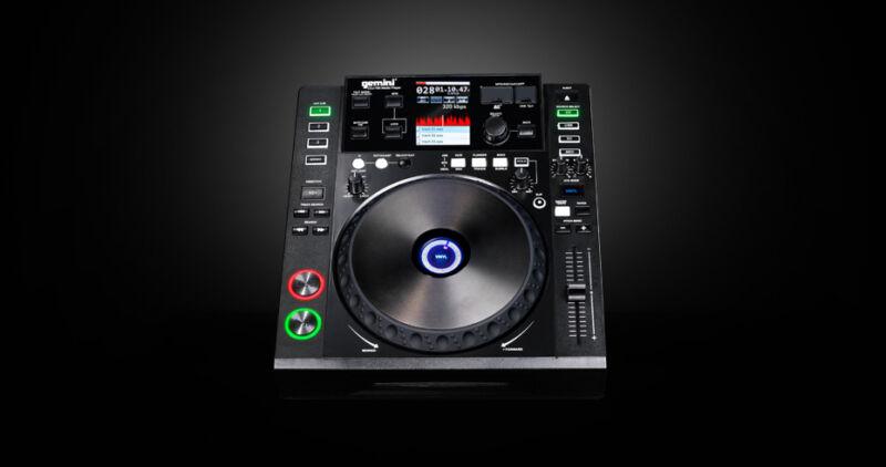 CDJ-700 Professional CD/Media Player  with Midi