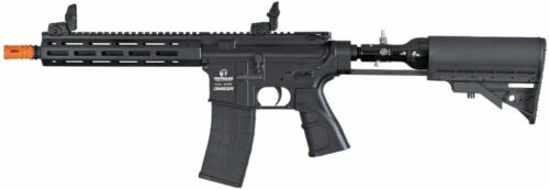 Tippmann Omega PV CQB Electro-Pneumatic Airsoft Gun HPA Rifle w/ MLOK Rail NEW