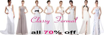 NEW Formal Dresses Ball Evening Red Black White Blue @ Gold Coast Benowa Gold Coast City Preview