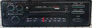 AM/FM RADIO CASSETTE PLAYER FROM REALISTIC... ORIGINAL BOX Merrylands West Parramatta Area Preview
