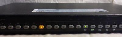 Bosch DVR16E1082 Divar 16-Channel LAN - Digital Video Recorder NTSC/PAL Digitale Pal-dvr