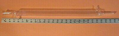 1 Used Pyrex Jacket Liebig Condenser Laboratory Glassware Distillation