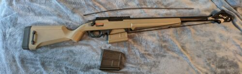 Ares Amoeba AS01 Airsoft Sniper w/ Spare Magazine