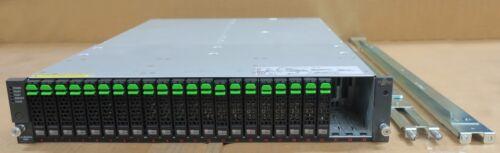 "Fujitsu Eternus DX80 CS800 2.5"" 24-Bay Array 21x 300GB 10K Hard Drives ET08E22BG"