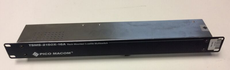 Pico Macom TSMS-2150X 16 Channel Multi Switch Rack Mounted