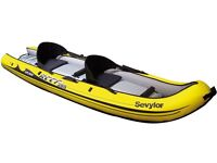 Sevylor Reef 300 2 Person Inflatable Kayak