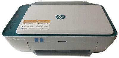 NEW HP DeskJet 2640 All-In-One Color Wireless Inkjet Printer Copy Scan