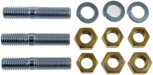 Exhaust Flange Stud and Nut Front,Rear Dorman 03133