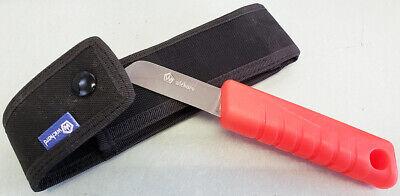 Wichard Stainless Steel Floating Knife w/Sheath 10009, 2 3/4