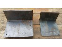 metal corner brackets for wood or building