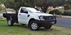 2012 FORD RANGER XL (4x4) PX DIESEL TURBO 3.2L 6 SP MANUAL Welshpool Canning Area Preview