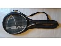 Two Tennis Rackets Wilson KBlade & Head Supreme