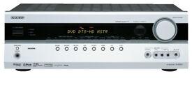 Onkyo TX-SR507 5.1 Surround 4x HDMI Home Cinema Receiver (Silver)