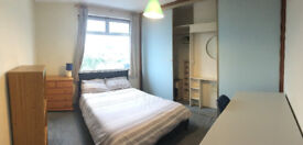 Furnished Double Room near Gloucester Road, Bills Inc.
