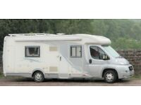 Chausson Welcome 76, 2009, Fiat