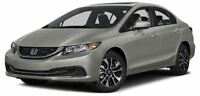 2015 Honda Civic EX Delta/Surrey/Langley Greater Vancouver Area Preview