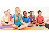 Children's Yoga and Wellbeing classes