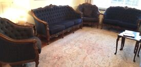Classic sofa set bargain