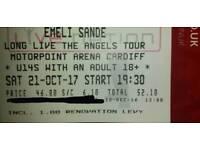 Emeli Sande Tickets x2