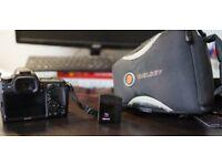 Pentax K-3 w/ 18-135mm WR camera + GPS unit O-GPS1 , strap, box, battery, recharger,