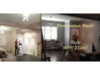 PAINTING, DECORATING, WALLCOVERING